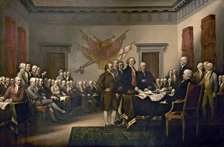 1776 Declaration of Independence2