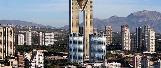В Испании построили самый высокий в ЕС жилой дом