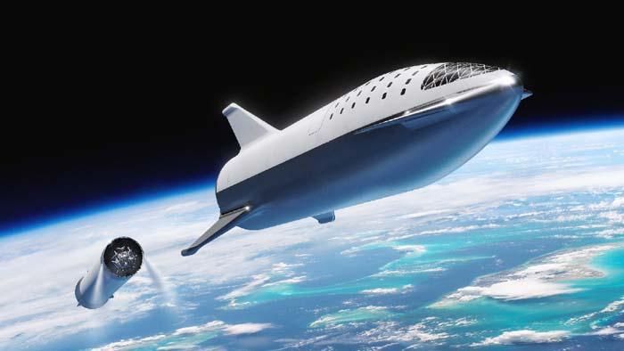 полет в космос скоро реальность