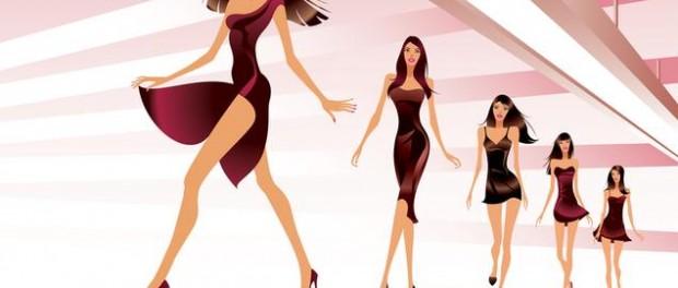 Французские худышки оказались вне модельного бизнеса