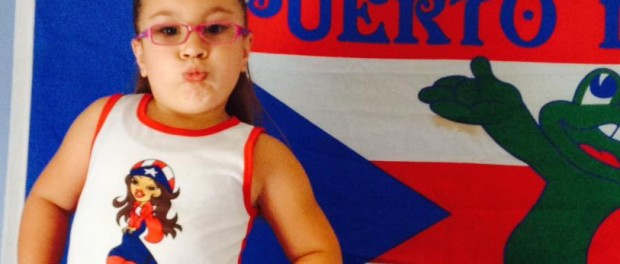 Маленькая девочка покорила мир своим танцем