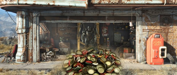 Фанат Fallout купит новую версию игры за крышечки
