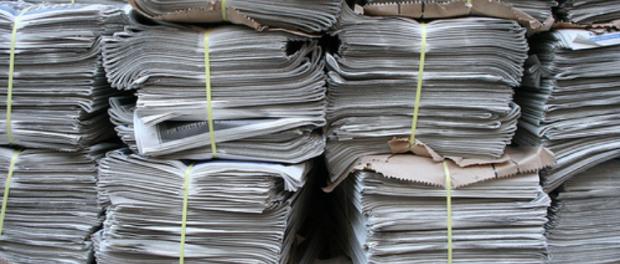 Казахи намерены защитить окружающую среду посредством туалетной бумаги