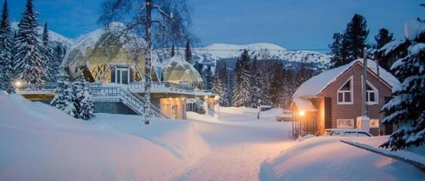 Самые оригинальные отели и guest house РФ