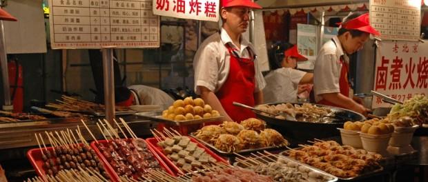 Британцы составили рейтинг «самой крутой» уличной еды