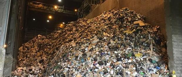 Утерянный смартфон американец нашел, перелопатив гору мусора