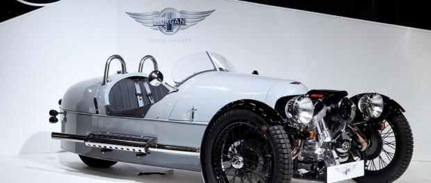 Автосалон в Париже удивил посетителей автомобилями будущего