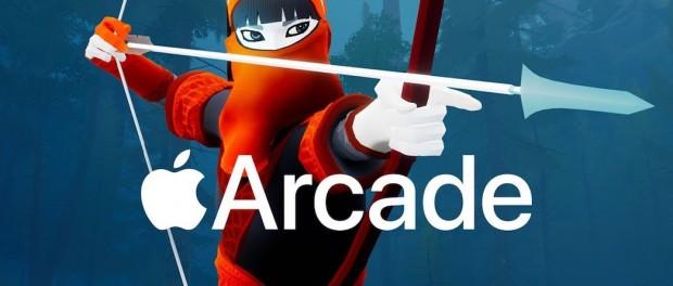 Apple приготовила для фанатов игр новую платформу Arcade