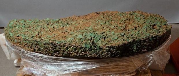 Кладоискатели нашли самый крупный клад в истории Британии