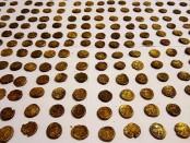 Celtic gold coins