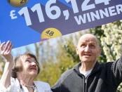 Денис Фоуситт выиграл в лотерею
