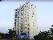 10-story high-rise built in a day