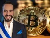 Nayib Bukele on Twitter Bitcoin